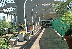 Meijer Gardens Entrance